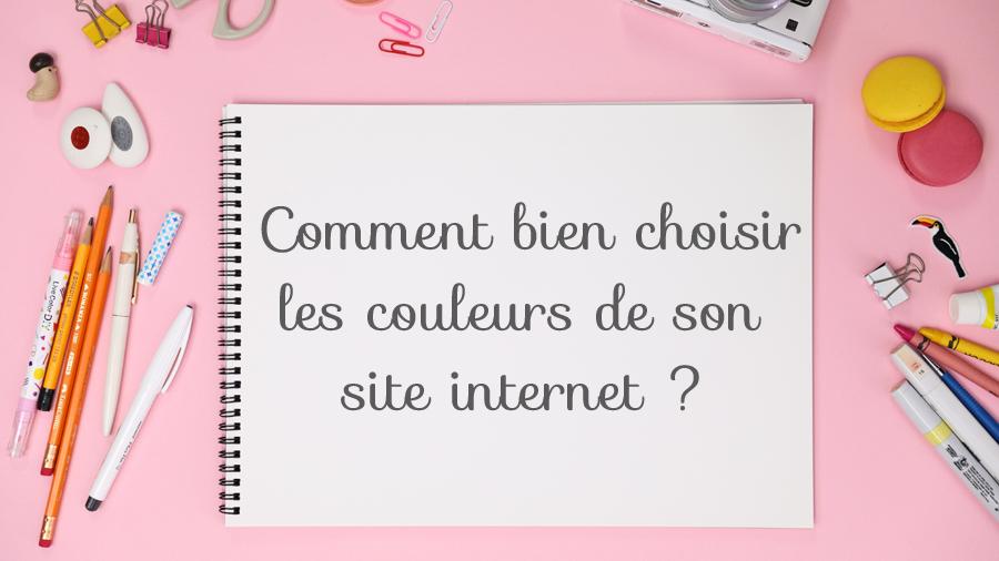 Comment bien choisir les couleurs de son site internet ?
