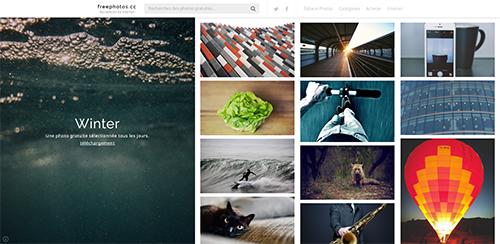 Freephotos : images libres et gratuites