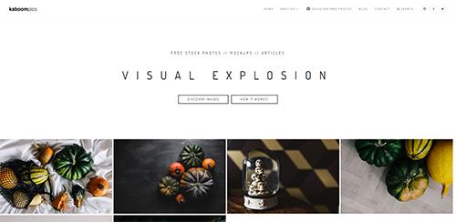kaboompics : images libres et gratuites